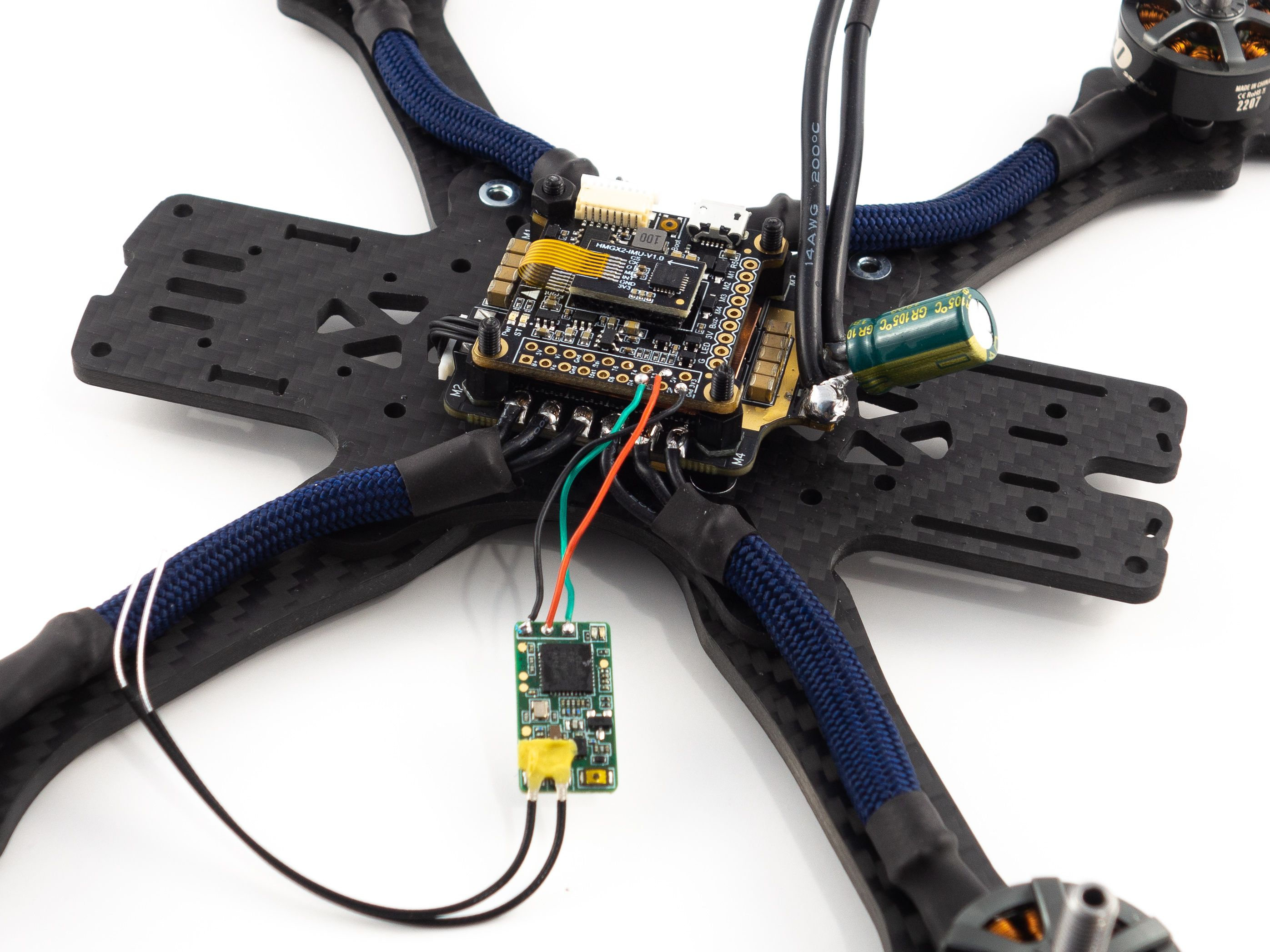TBS Source One - Build a 6S FPV Freestyler