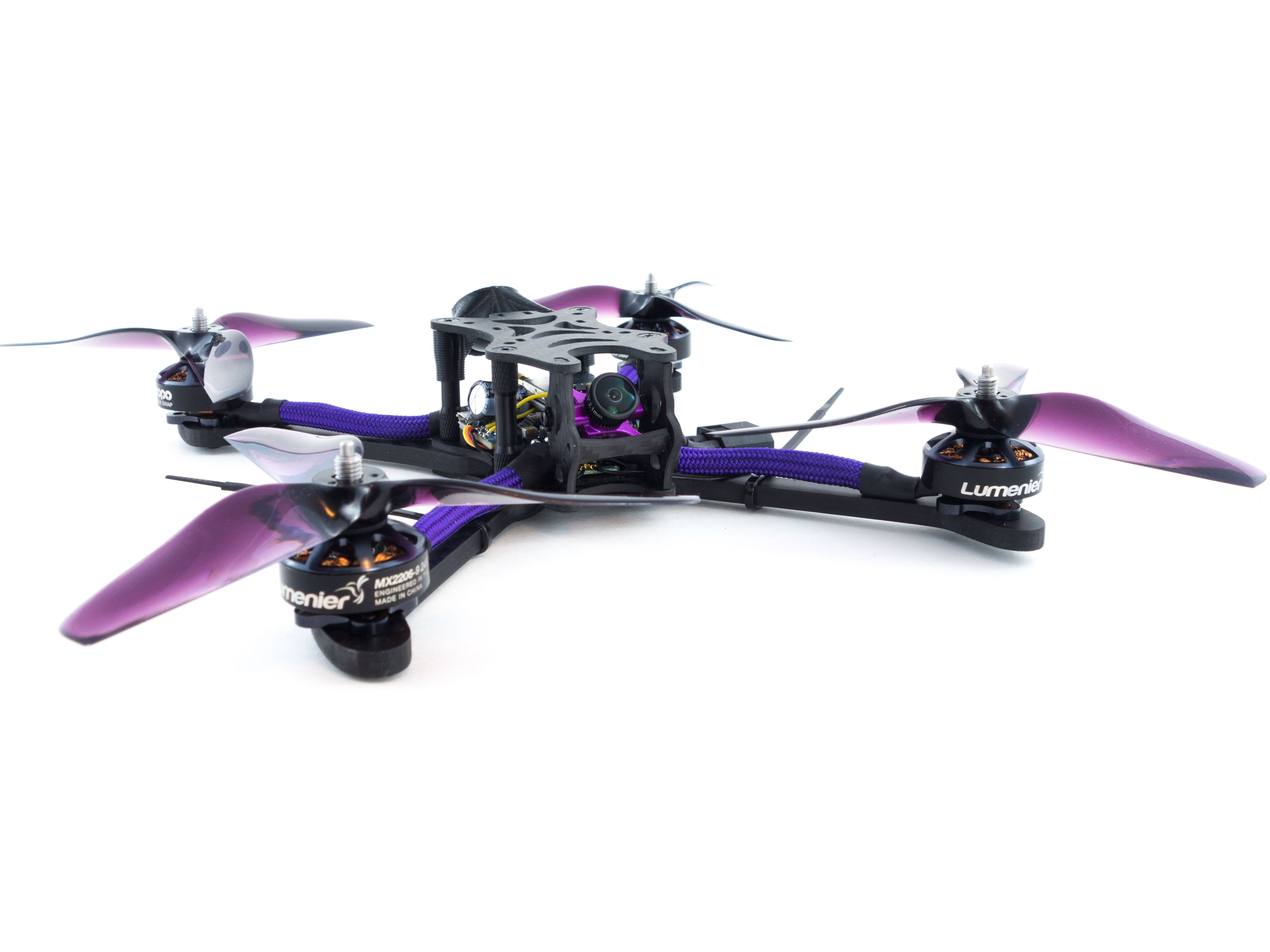Bannilite How To Build An Fpv Racing Drone
