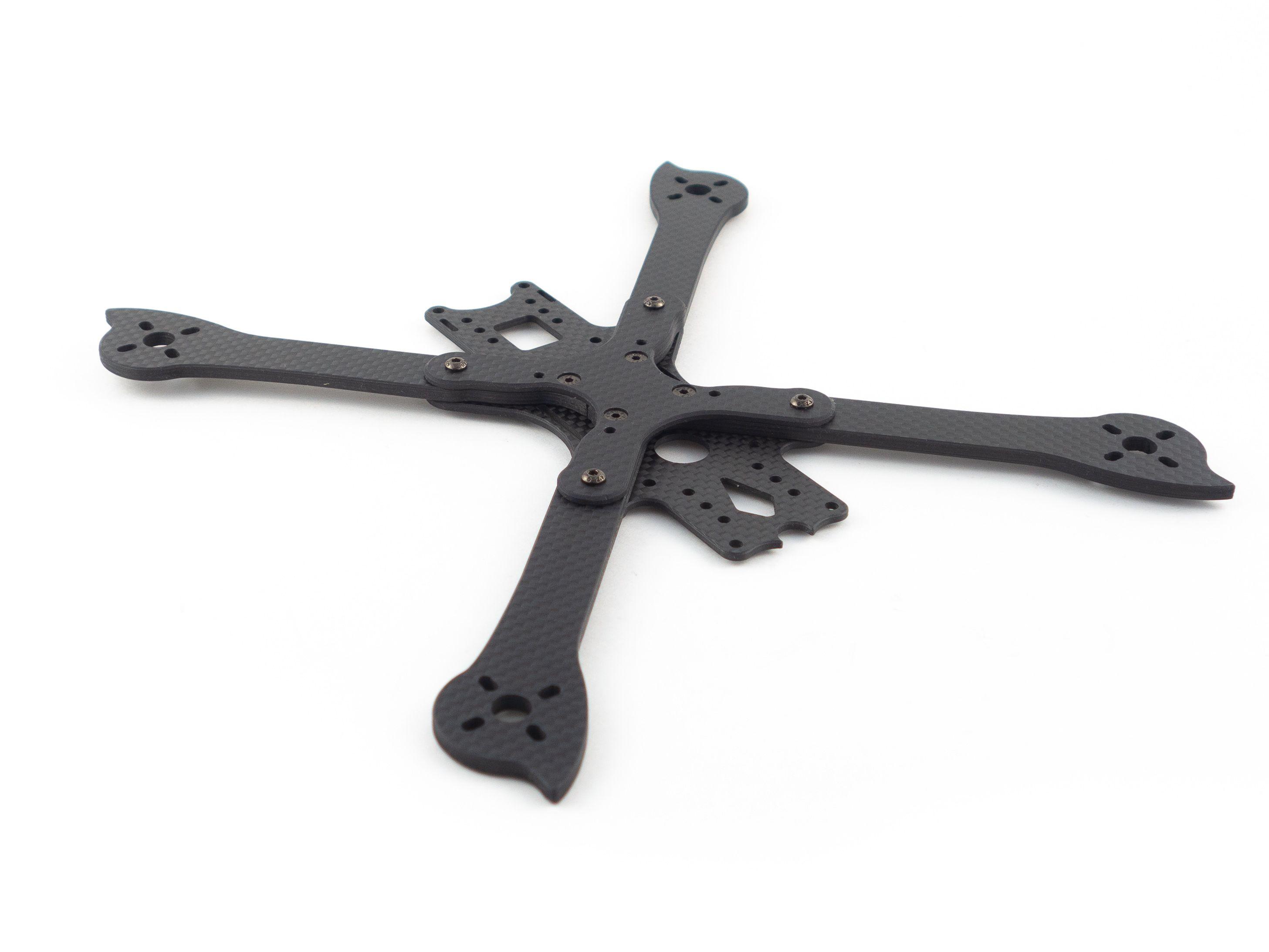 100 PCS NEW M3x6mm Black Nylon Screw  NEW K98