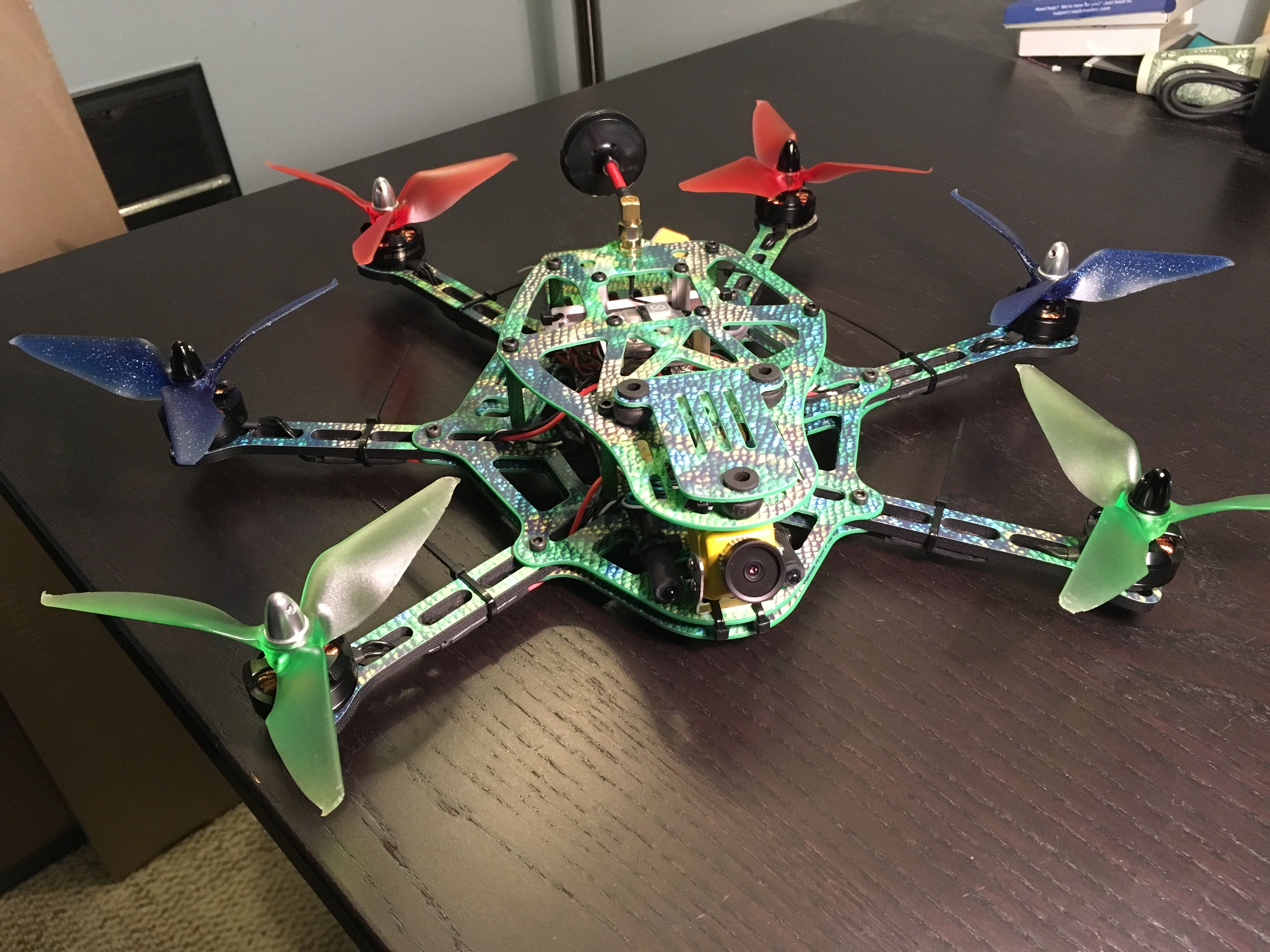 The Heli Monster - Thorax Hex