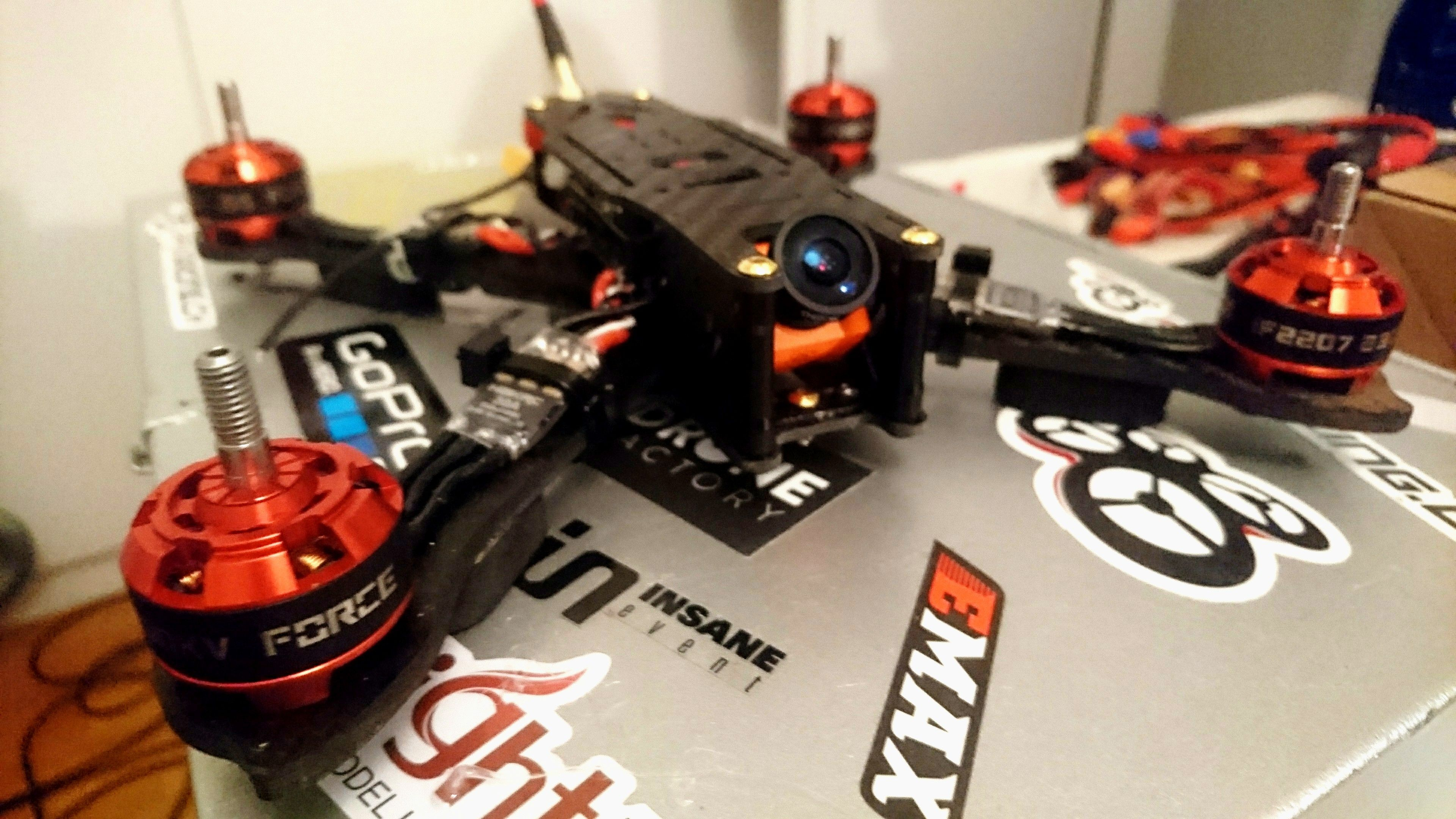 Iflight Xl5 Freestyle Quad