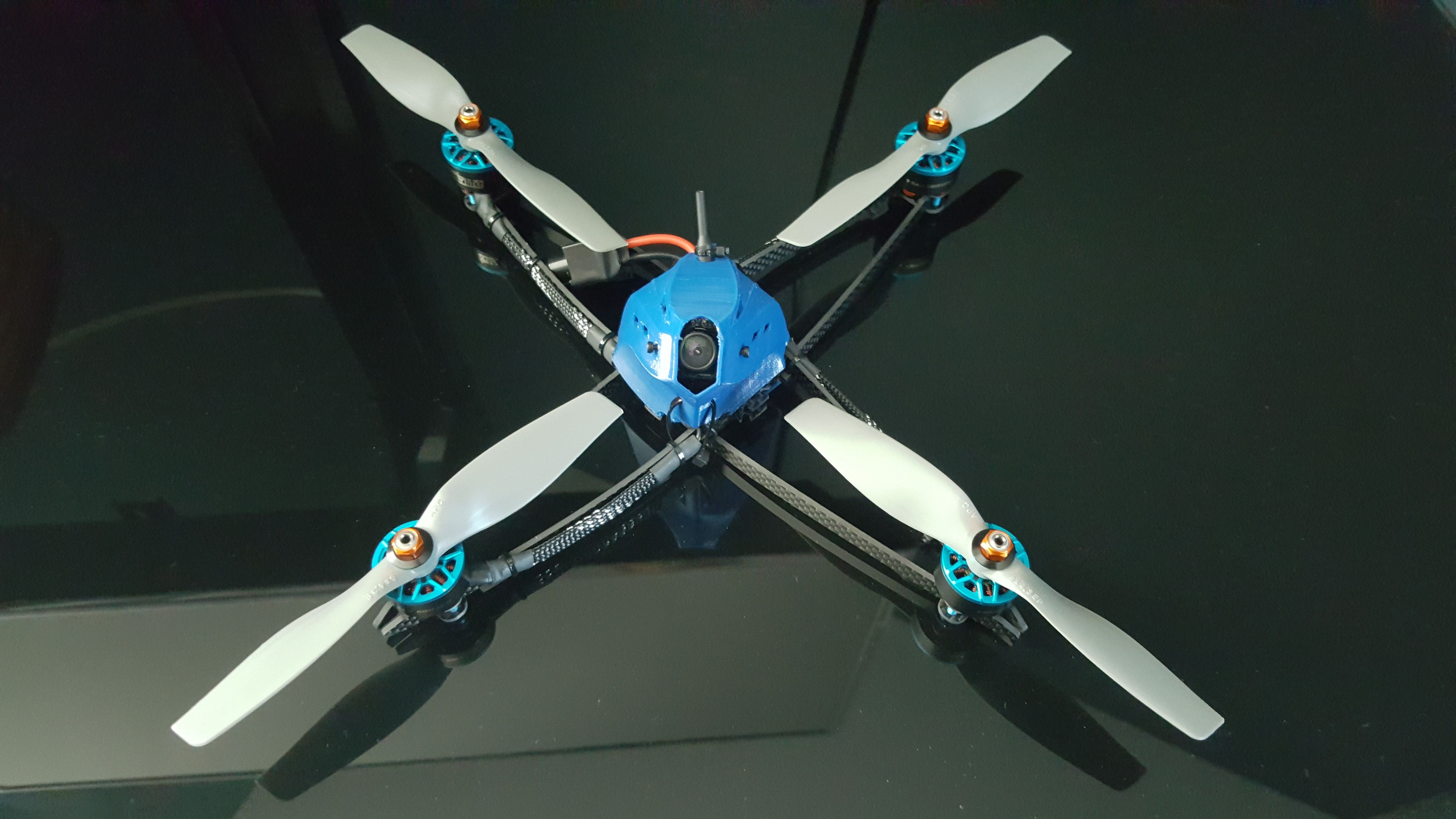⏩Hyperlite QSD ARX-R 6